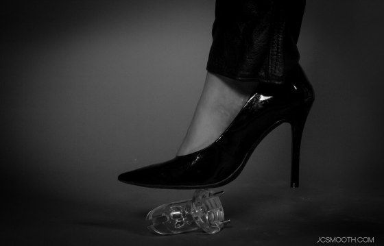 Shoe Chastity
